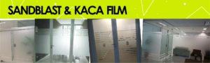 Sandblast Kaca Film Serpong