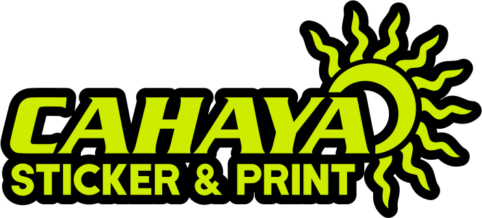 Photo ofCahaya Sticker & Print